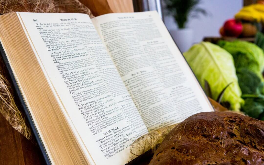 Bibelstunde: Thema Bekehrung