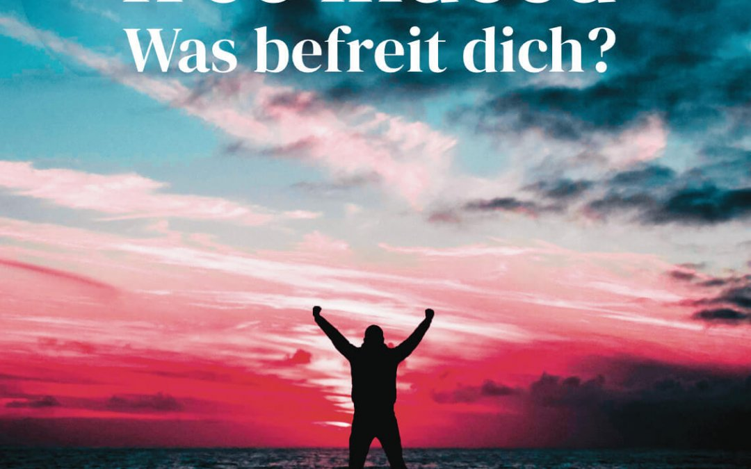 Jugendtag 2020 – free indeed – was befreit dich?